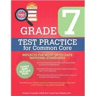 Barron's Core Focus - Grade 7 Test Practice for Common Core by Connolly, Techla S.; Meyers, Carrie, 9781438007069