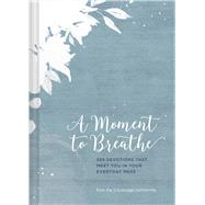 A Moment to Breathe 365 Devotions that Meet You in Your Everyday Mess by Unknown, 9781462767069