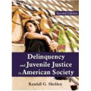 Delinquency and Juvenile Justice in American Society by Shelden, Randall G., 9781577667070