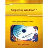 Supporting Windows 7 by Andrews, Jean, 9781111317072