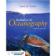 Invitation to Oceanography by Pinet, Paul R., 9781284057072