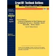 Outlines and Highlights for Brief Calculus and Its Application by Larry J Goldstein, David I Schneider, Asmar, David I , Isbn : 9780131919655 at Biggerbooks.com