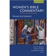 Women's Bible Commentary: Twentieth-anniversary Edition by Newsom, Carol A.; Ringe, Sharon H.; Lapsley, Jacqueline E., 9780664237073