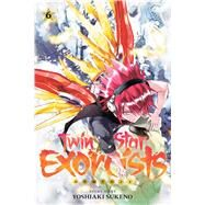 Twin Star Exorcists 6 by Sukeno, Yoshiaki, 9781421587073