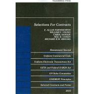 Selections for Contracts 2010: Restatement Second UCC Articles 1 and 2, Uniform Electronic Transaction Act, Electronic Signatures in Glaobal and National Commerce Act, UN slaes Conv by Unknown, 9781599417073