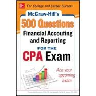 McGraw-Hill Education 500 Financial Accounting and Reporting Questions for the CPA Exam by Kass-Shraibman, Frimette; Sampath, Vijay; Stefano, Denise M.; Surett, Darrel, 9780071807074