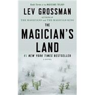 Magician's Land by Grossman, Lev, 9780147517074