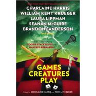 Games Creatures Play by Harris, Charlaine; Kelner, Toni L. P., 9780425257074