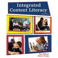 Integrated Content Literacy 9780757527074U