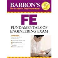 Barron's FE : Fundamentals of Engineering Exam by Olia, Masoud D., 9780764137075