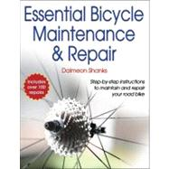 Essential Bicycle Maintenance and Repair by Shanks, Daimeon, 9781450407076