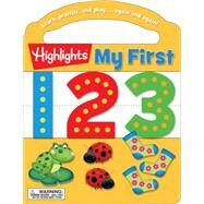 My First 123 by Highlights for Children, 9781629797076