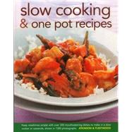 Slow Cooking & One Pot Recipes by Atkinson, Catherine; Fleetwood, Jenni, 9780754827078