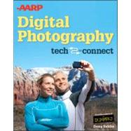 AARP Digital Photography by Sahlin, Doug, 9781118387078