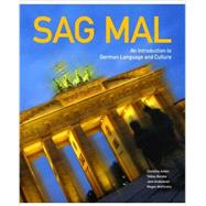Sag Mal with Supersite Access by Christine Anton, Tobias Barske, Jane Grabowski, and Megan McKinstry, 9781618577078