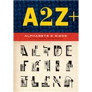 A2z+ by Rothenstein, Julian; Gooding, Mel, 9781616897079