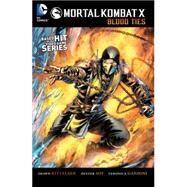 Mortal Kombat X by KITTELSEN, SHAWNSOY, DEXTER, 9781401257088