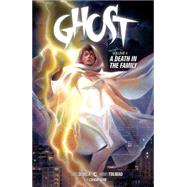 Ghost 4: A Death in the Family by Sebela, Chris; Tolibao, Harvey, 9781616557089