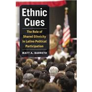 Ethnic Cues by Barreto, Matt, 9780472117093