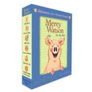 Mercy Watson Boxed Set: Adventures of a Porcine Wonder by DICAMILLO, KATEVAN DUSEN, CHRIS, 9780763657093