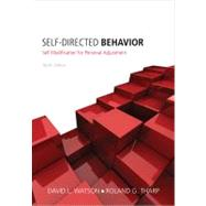 Self-Directed Behavior Self-Modification for Personal Adjustment by Watson, David L.; Tharp, Roland G., 9781285077093