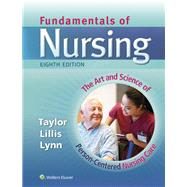 Lippincott CoursePoint for Taylor's Fundamentals of Nursing with Print Textbook Package by Taylor, Carol; Lillis, Carol; Lynn, Pamela, 9781496307095