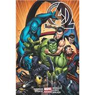 New Avengers by Jonathan Hickman Vol. 2 by Hickman, Jonathan; Bianchi, Simone; Morales, Rags; Schiti, Valerio; Walker, Kev, 9780785197096
