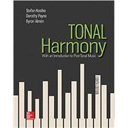 Tonal Harmony by Kostka, Stefan; Payne, Dorothy; Almen, Byron, 9781259447099