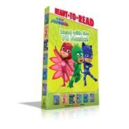 Read With the Pj Masks! by Various, 9781534427099