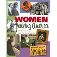 Women Making America by Hemming, Heidi, 9780982127100