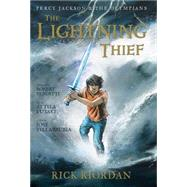 Percy Jackson and the Olympians The Lightning Thief: The Graphic Novel by Riordan, Rick; Venditti, Robert; Futaki, Attila; Villarrubia, Jose, 9781423117100