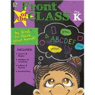Front of the Class, Pre K by Thinking Kids, 9781483827100