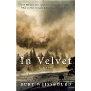 In Velvet A Novel by Weissbourd, Burt, 9781940207100