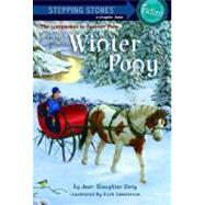 Winter Pony by SLAUGHTER DOTY, JEANSANDERSON, RUTH, 9780375847103