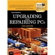 Upgrading and Repairing PCs by Mueller, Scott, 9780789747105