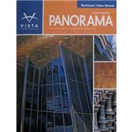 Panorama Workbook/Video Manual by Blanco, 9781617677106