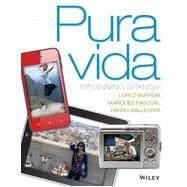 Pura vida by Lopez-burton, Norma; Pascual, Laura Marques; Ballester, Cristina Pardo, 9781118087107
