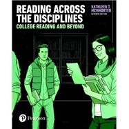 Reading Across the Disciplines by McWhorter, Kathleen T., 9780134397108