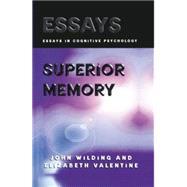 Superior Memory by Valentine,Elizabeth, 9781138877108