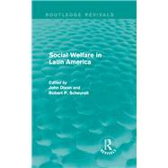 Social Welfare in Latin America by Dixon; John, 9781138947108