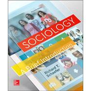 Sociology: A Brief Introduction Loose Leaf by Schaefer, Richard T., 9780078027109