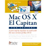 MAC OS X El Capitan for Seniors by Studio Visual Steps, 9789059057111
