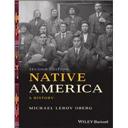 Native America by Oberg, Michael Leroy, 9781118937112