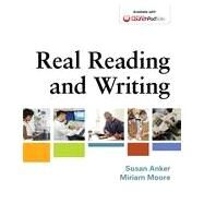 Real Reading and Writing Paragraphs and Essays by Anker, Susan; Moore, Miriam, 9781457667114