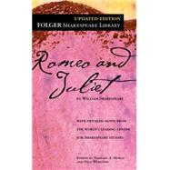 Romeo and Juliet by William Shakespeare, 9780743477116