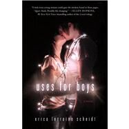 Uses for Boys by Lorraine Scheidt, Erica, 9781250007117