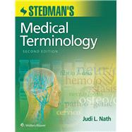 Stedman's Medical Terminology by Nath, Judi, 9781496317117