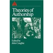 Theories of Authorship by Caughie,John, 9781138837119