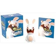 The Rabbids Invasion + Screaming Rabbid Figurine by Running Press, 9780762457120