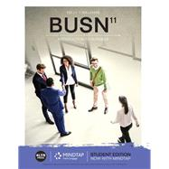 BUSN (with BUSN Online, 1 term (6 months) Printed Access Card by Kelly, Williams, 9781337407120